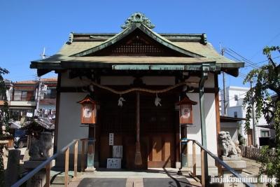 天神社(東大阪市御厨)21