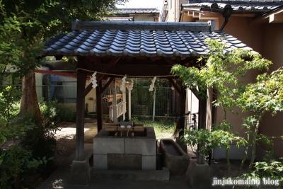 菅原神社(東大阪市新家)6