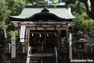 菅原神社(東大阪市新家)7