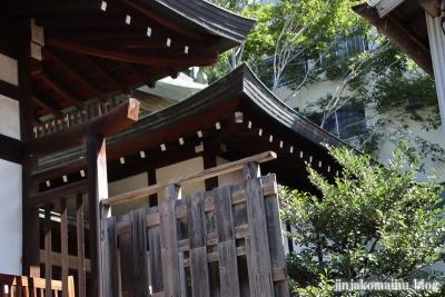菅原神社(東大阪市新家)10