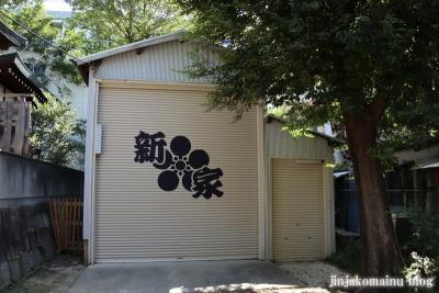 菅原神社(東大阪市新家)11