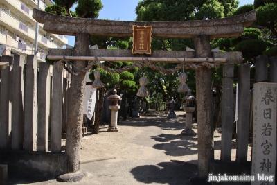 春日若宮神社(東大阪市荒本)3