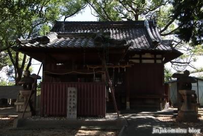 春日若宮神社(東大阪市荒本)6
