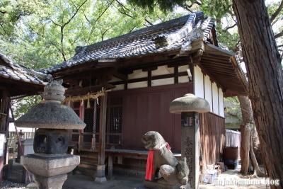 春日若宮神社(東大阪市荒本)8