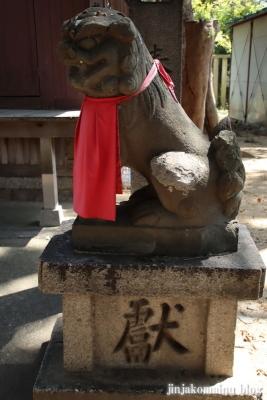 春日若宮神社(東大阪市荒本)12