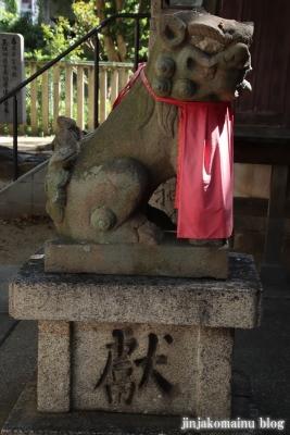 春日若宮神社(東大阪市荒本)16