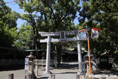 石田神社(東大阪市岩田町1