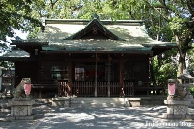 石田神社(東大阪市岩田町9