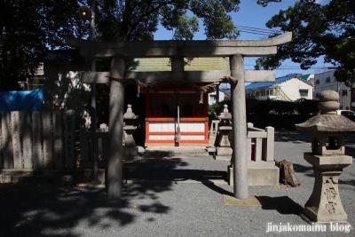 石田神社(東大阪市岩田町14