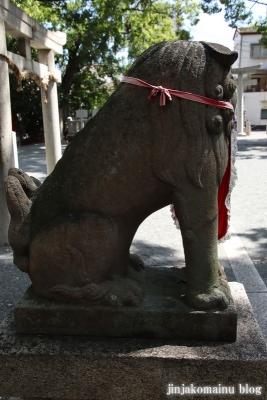 石田神社(東大阪市岩田町22