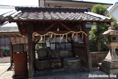 若江鏡神社(東大阪市若江南町)6