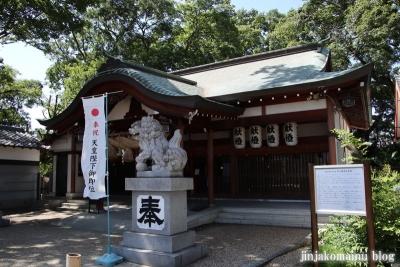 若江鏡神社(東大阪市若江南町)11