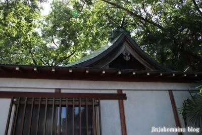 若江鏡神社(東大阪市若江南町)15
