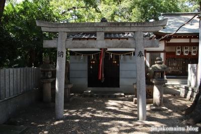 若江鏡神社(東大阪市若江南町)20