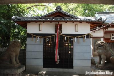 若江鏡神社(東大阪市若江南町)21