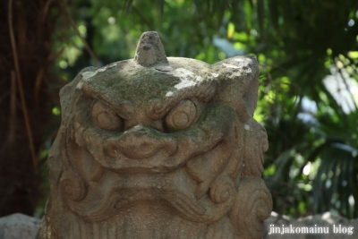 若江鏡神社(東大阪市若江南町)32