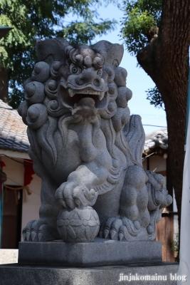 若江鏡神社(東大阪市若江南町)9
