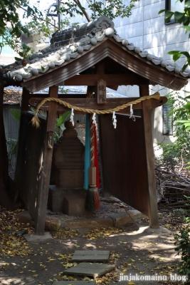 若江鏡神社(東大阪市若江南町)16