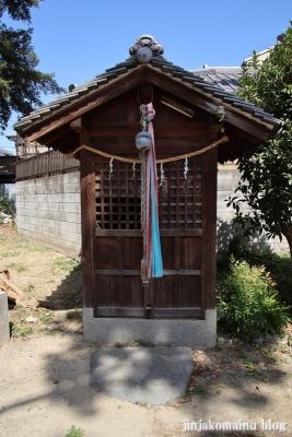若江鏡神社(東大阪市若江南町)18