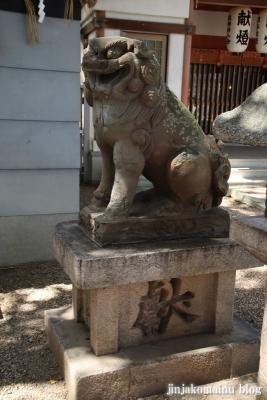 若江鏡神社(東大阪市若江南町)23