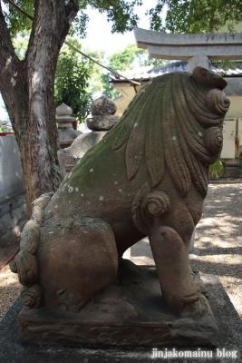 若江鏡神社(東大阪市若江南町)25