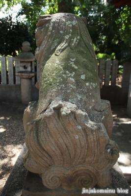 若江鏡神社(東大阪市若江南町)26