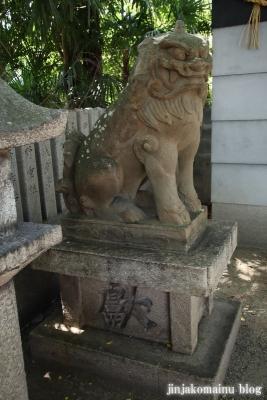 若江鏡神社(東大阪市若江南町)27