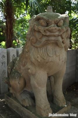 若江鏡神社(東大阪市若江南町)28