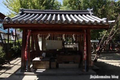 津原神社(東大阪市花園本町)4
