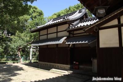 津原神社(東大阪市花園本町)8