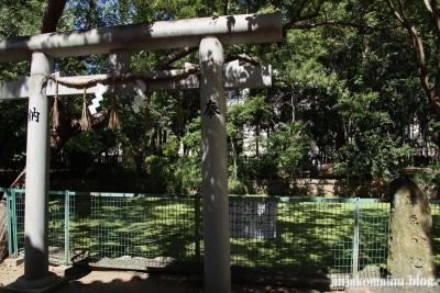 津原神社(東大阪市花園本町)9