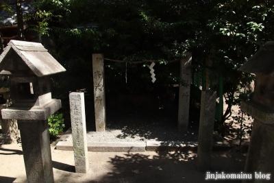 津原神社(東大阪市花園本町)10