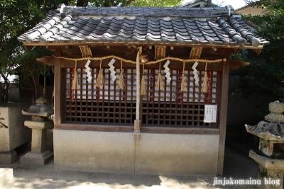 津原神社(東大阪市花園本町)11