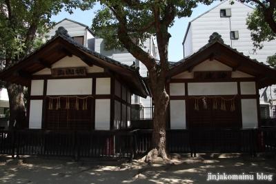 津原神社(東大阪市花園本町)13
