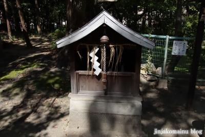 津原神社(東大阪市花園本町)15