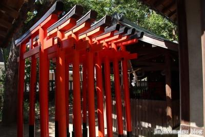 津原神社(東大阪市花園本町)23