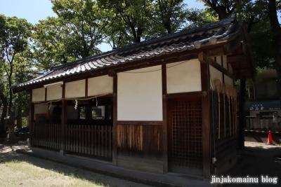 津原神社(東大阪市花園本町)24
