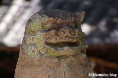 津原神社(東大阪市花園本町)33