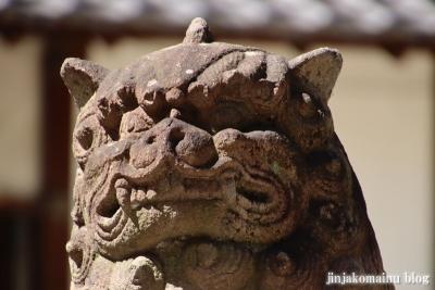 津原神社(東大阪市花園本町)34
