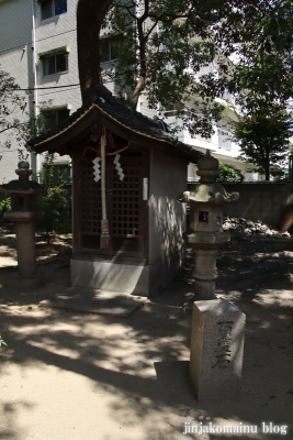 津原神社(東大阪市花園本町)14