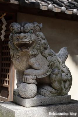 津原神社(東大阪市花園本町)18