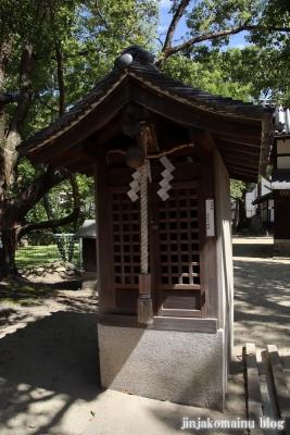 津原神社(東大阪市花園本町)21