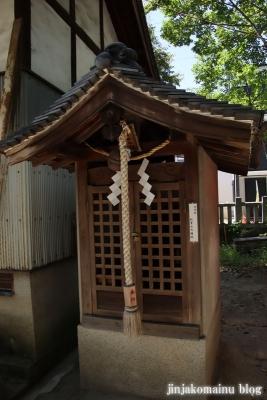 津原神社(東大阪市花園本町)22