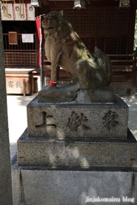 津原神社(東大阪市花園本町)25