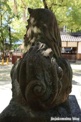 津原神社(東大阪市花園本町)28