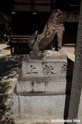 津原神社(東大阪市花園本町)29