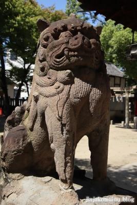 津原神社(東大阪市花園本町)30