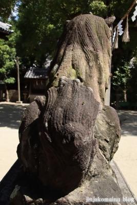 津原神社(東大阪市花園本町)32