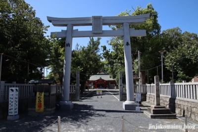 春日神社(東大阪市吉田)1