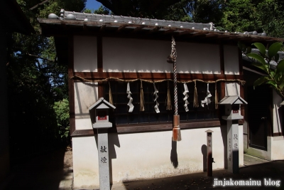 春日神社(東大阪市吉田)23